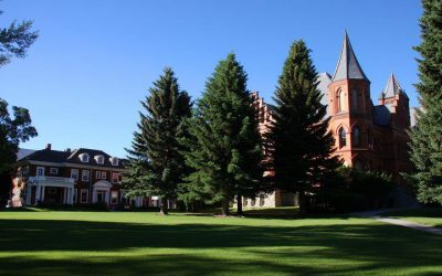 A Brief History of the University of Montana